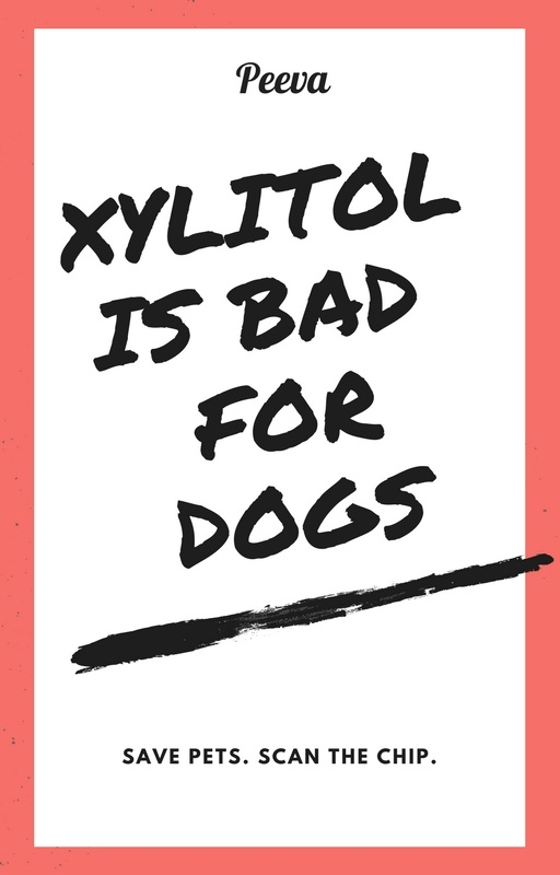PEEVA PET TIP XYLITOL IS BAD FOR DOGS.jpg