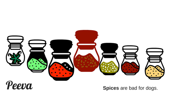 Peeva nutmeg and other spices are bad for dogs.png
